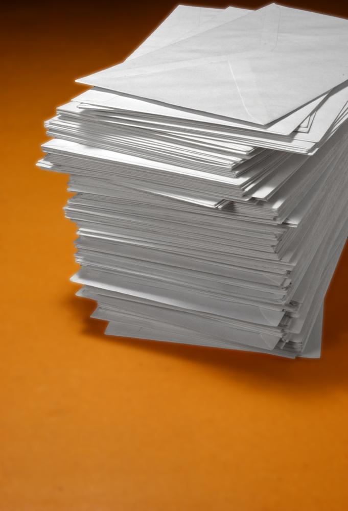 Personnalisation des enveloppes à Réflexiel