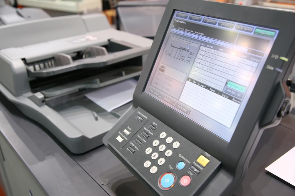 Machine pour impression numérique